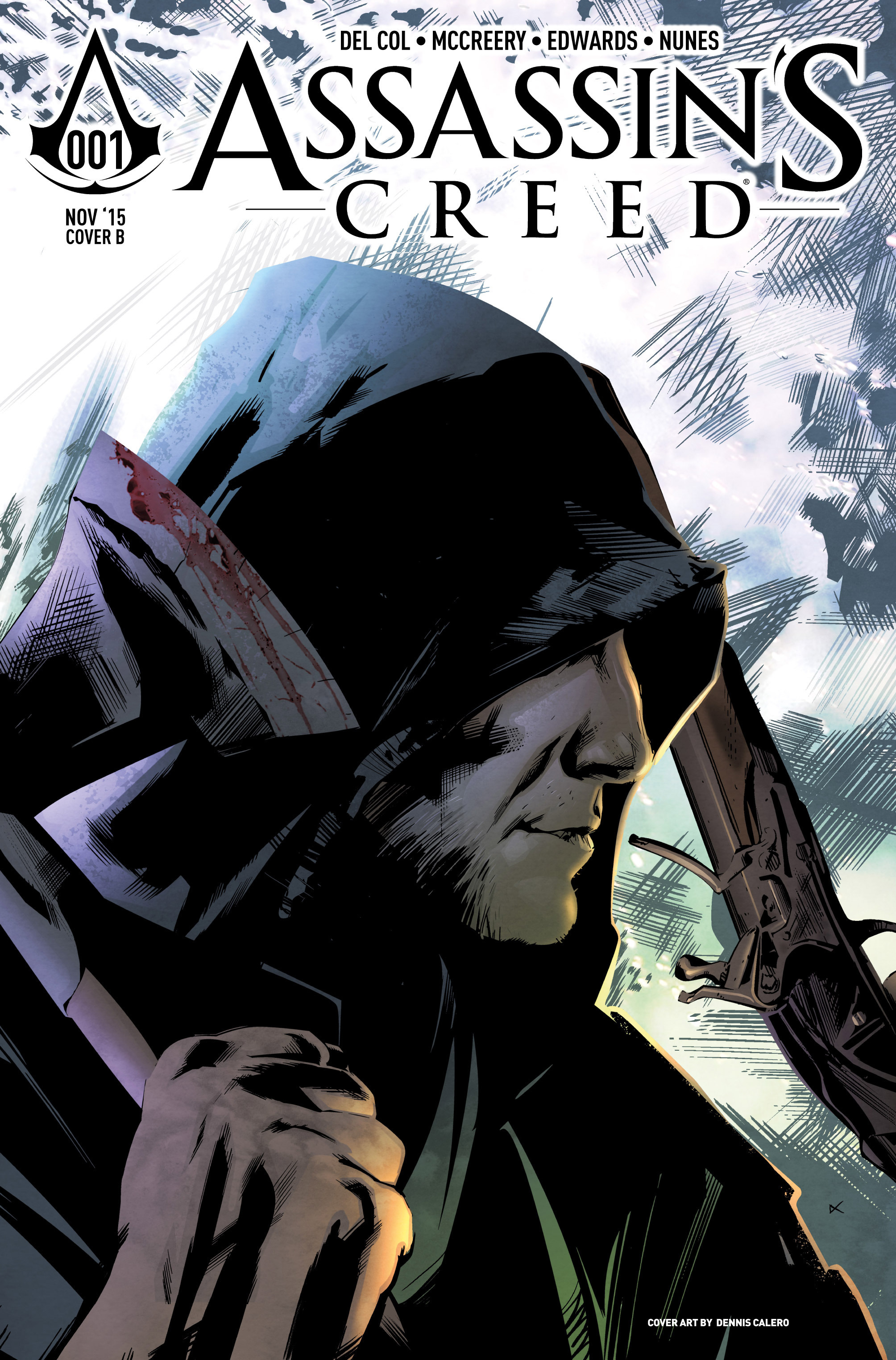 Read online Assassin's Creed (2015) comic -  Issue #1 - 33