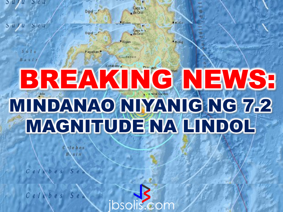 "BREAKING NEWS! 7.2 EARTHQUAKE ROCKS MINDANAO A strong magnitude 7.2 earthquake rocked Davao Occidental Saturday morning. According to the Philippine Institute of Volcanology and Seismology, the earthquake struck at 4:23 a.m. in the municipality of Sarangani, Davao Occidental. It was tectonic in origin with a depth of 57 kilometers.      Intensity 5 was felt in:   General Santos City;  Koronadal City;  Santa Maria,  Jose Abad Santos,  Don Marcelino,  Balot Island,  Davao Occidental;  Polomolok,  Tupi,  South Cotabato;  Alabel,  Malapatan,  Glan,  Sarangani;  and Palimbang, Sultan Kudarat.  Intensity 4 was felt in:   Davao City,  Cotabato City  and Zamboanga City.  Intensity 3 was felt in:  Cagayan de Oro City   Intensity 2 was felt in:  Kidapawan City.   RECOMMENDED: PHIVOLCS continues to warn everyone about the possibility of a 7.2 magnitude earthquake that could affect Metro Manila and nearby provinces such as Bulacan, Cavite, Laguna, Rizal, Pampanga and others as the result of the West Valley Fault Movement dubbed as ""the Big One"". They said that if the people will not be prepared, it could affect 48,000 lives in one hit. There has always been a debate if  oarfishes can really predict earthquakes before it even happens.  But whether it is a coincidence or they have a supernatural power or ability to foresee or feel the coming earthquake, the bottom line is that every needs to be cautious and ready should any emergency or anything of that sort happens.  There was also sightings of the mysterious oarfish before the recent  earthquakes that happened in Mindanao, particularly in Surigao City that destroyed their airport just earlier this year.  Dr. Rachel Grant , a researcher in animal biology who study the possibility of detecting earthquakes using animal behavior said that the 'myth' about the oarfish being able to sense the forthcoming earthquake could be possible.    However, another scientist by the name of Catherine Dukes said:  ""The question is, can we detect it in the environment?"" And can animals detect a sudden rise in atmospheric ozone? None of these hypotheses, however, is ready to be developed into an animal-based, early-warning system for earth tremors.""  Recent Sightings  On April 17, a huge oarfish was seen Purok Kiblis in Barangay Lomuyon, Saranggani Province at around 4:30 a.m. but later died and washed ashore. Later that day a 4.1 magnitude earthquake, tectonic in origin with a depth of 222 kilometers shook the province with the epicenter recorded at 299 kilometers east of Sarangani. It was just an hour after a magnitude 4.4 with a depth of only 5 kilometers was felt in Pagudpud, Ilocos Norte at 7:28am according to the earthquake bulletin from PAG-ASA . Roughly 3 hours after the oarfish sighting in Sarangani, an earthquake followed.   PHIVOLCS continues to warn everyone about the possibility of a 7.2 magnitude earthquake that could affect Metro Manila and nearby provinces such as Bulacan, Cavite, Laguna, Rizal, Pampanga and others as the result of the West Valley Fault Movement dubbed as ""the Big One"". They said that if the people will not be prepared, it could affect 48,000 lives in one hit.  According to PHIVOLCS Director Renato Solidum, this estimate is made to make people aware that the problem is really big and many people could be injured or worse, die, if we are not prepared. He stressed out that the structural integrity of the buildings and houses in these areas could determine the extent of the effect should such 7.2 magnitude earthquake happened. He said that it is time that we make sure that we should carefully consider to consult building professionals when planning to build a domicile that is earthquake proof making its residence safe.  Solidum also reiterated the importance of having an earthquake drill. Determining what to do and where will be the safest place the family should go.  Every family should also prepare a ""go bag"" or a backpack containing important documents, food, medicine, and other survival items that could last for at least 72 hours.   The ""Big One"" is not a joke. Everyone should be prepared. Though we pray that it would never happen, readiness must be strictly considered to make or family and ourselves safe.  RECOMMENDED:  Earthquake drill or ""shake drill"" will be conducted in different parts of the country and that includes even the barangays to ensure the readiness and preparedness of every citizen should a huge earthquake such as the so called ""the big one"" would occur. This has been confirmed by MMDA Acting Chairman Tim Orbos and said to be taking place on July – the third drill being conducted on a large scale following a similar one last year. According to Philippine Institute of Volcanology and Seismology (PHIVOLCS) Director Renato Solidum, earthquake drills should be done not only in Metro Manila but needed to be expanded in other areas such as Laguna , Bulacan , and Cavite. MMDA's Orbos and PHIVOLC's Solidum presided a meeting earlier this month with the Metro Manila Disaster Response Cluster with regards to the series of earthquakes that occurred in several areas in the past weeks. Solidum urged people to refrain from being affected by rumors that circulate especially on social media, as these simply spread wrong information. Solidum said that people should not be afraid of the successive quakes as these occurrences are normal. He also urged the people not to be affected by baseless rumors that are spreading on social media. Solidum also said that since it was too far away from the West Valley Fault, the tremors had nothing to do with it. Orbos said that barangays would be included in the next earthquake drill, reiterating the importance of local governments in emergency situations like this. Orbos also urged people to prepare their own GO-bag. A Go-bag is an important package containing necessities such as easy-to-open canned food, flashlights, and other survival kits. Preparing a 72-hour survival kit will save the lives of your family and yourself. Aside from being ready when such disaster happens, it is also critical that the houses are made to endure such tremors. if not, a house or a building could collapse leaving many people injured, trapped or worse, dead. The Department of Public Works and Highways should release guidelines on design or blueprints of quake-resilient houses for those that can't afford to hire the services of structural engineers. RECOMMENDED: 2 EARTHQUAKES IN A MATTER OF MINUTES HIT DIFFERENT PARTS OF LUZON ON APRIL 8 EARTHQUAKE TIPS Metro Manila residents and nearby provinces should prepare for the ""Big One,"" the West Valley Fault is now ripe for movement and it can generate a 7.2 magnitude earthquake.  2 EARTHQUAKES IN A MATTER OF MINUTES HIT DIFFERENT PARTS OF LUZON ON APRIL 8  EARTHQUAKE TIPS   Earthquake drill or ""shake drill"" will be conducted in different parts of the country and that includes even the barangays to ensure the readiness and preparedness of every citizen should a huge earthquake such as the so called ""the big one"" would occur. This has been confirmed by MMDA Acting Chairman Tim Orbos and said to be taking place on July – the third drill being conducted on a large scale following a similar one last year. According to Philippine Institute of Volcanology and Seismology (PHIVOLCS) Director Renato Solidum, earthquake drills should be done not only in Metro Manila but needed to be expanded in other areas such as Laguna , Bulacan , and Cavite. MMDA's Orbos and PHIVOLC's Solidum presided a meeting earlier this month with the Metro Manila Disaster Response Cluster with regards to the series of earthquakes that occurred in several areas in the past weeks. Solidum urged people to refrain from being affected by rumors that circulate especially on social media, as these simply spread wrong information. Solidum said that people should not be afraid of the successive quakes as these occurrences are normal. He also urged the people not to be affected by baseless rumors that are spreading on social media. Solidum also said that since it was too far away from the West Valley Fault, the tremors had nothing to do with it. Orbos said that barangays would be included in the next earthquake drill, reiterating the importance of local governments in emergency situations like this. Orbos also urged people to prepare their own GO-bag. A Go-bag is an important package containing necessities such as easy-to-open canned food, flashlights, and other survival kits. Preparing a 72-hour survival kit will save the lives of your family and yourself. Aside from being ready when such disaster happens, it is also critical that the houses are made to endure such tremors. if not, a house or a building could collapse leaving many people injured, trapped or worse, dead. The Department of Public Works and Highways should release guidelines on design or blueprints of quake-resilient houses for those that can't afford to hire the services of structural engineers. RECOMMENDED: 2 EARTHQUAKES IN A MATTER OF MINUTES HIT DIFFERENT PARTS OF LUZON ON APRIL 8 EARTHQUAKE TIPS Metro Manila residents and nearby provinces should prepare for the ""Big One,"" the West Valley Fault is now ripe for movement and it can generate a 7.2 magnitude earthquake.   Earthquake drill or ""shake drill"" will be conducted in different parts of the country and that includes even the barangays to ensure the readiness and preparedness of every citizen should a huge earthquake such as the so called ""the big one"" would occur. This has been confirmed by MMDA Acting Chairman Tim Orbos and said to be taking place on July – the third drill being conducted on a large scale following a similar one last year. According to Philippine Institute of Volcanology and Seismology (PHIVOLCS) Director Renato Solidum, earthquake drills should be done not only in Metro Manila but needed to be expanded in other areas such as Laguna , Bulacan , and Cavite. MMDA's Orbos and PHIVOLC's Solidum presided a meeting earlier this month with the Metro Manila Disaster Response Cluster with regards to the series of earthquakes that occurred in several areas in the past weeks. Solidum urged people to refrain from being affected by rumors that circulate especially on social media, as these simply spread wrong information. Solidum said that people should not be afraid of the successive quakes as these occurrences are normal. He also urged the people not to be affected by baseless rumors that are spreading on social media. Solidum also said that since it was too far away from the West Valley Fault, the tremors had nothing to do with it. Orbos said that barangays would be included in the next earthquake drill, reiterating the importance of local governments in emergency situations like this. Orbos also urged people to prepare their own GO-bag. A Go-bag is an important package containing necessities such as easy-to-open canned food, flashlights, and other survival kits. Preparing a 72-hour survival kit will save the lives of your family and yourself. Aside from being ready when such disaster happens, it is also critical that the houses are made to endure such tremors. if not, a house or a building could collapse leaving many people injured, trapped or worse, dead. The Department of Public Works and Highways should release guidelines on design or blueprints of quake-resilient houses for those that can't afford to hire the services of structural engineers. RECOMMENDED: 2 EARTHQUAKES IN A MATTER OF MINUTES HIT DIFFERENT PARTS OF LUZON ON APRIL 8 EARTHQUAKE TIPS Metro Manila residents and nearby provinces should prepare for the ""Big One,"" the West Valley Fault is now ripe for movement and it can generate a 7.2 magnitude earthquake.   Earthquake drill or ""shake drill"" will be conducted in different parts of the country and that includes even the barangays to ensure the readiness and preparedness of every citizen should a huge earthquake such as the so called ""the big one"" would occur. This has been confirmed by MMDA Acting Chairman Tim Orbos and said to be taking place on July – the third drill being conducted on a large scale following a similar one last year. According to Philippine Institute of Volcanology and Seismology (PHIVOLCS) Director Renato Solidum, earthquake drills should be done not only in Metro Manila but needed to be expanded in other areas such as Laguna , Bulacan , and Cavite. MMDA's Orbos and PHIVOLC's Solidum presided a meeting earlier this month with the Metro Manila Disaster Response Cluster with regards to the series of earthquakes that occurred in several areas in the past weeks. Solidum urged people to refrain from being affected by rumors that circulate especially on social media, as these simply spread wrong information. Solidum said that people should not be afraid of the successive quakes as these occurrences are normal. He also urged the people not to be affected by baseless rumors that are spreading on social media. Solidum also said that since it was too far away from the West Valley Fault, the tremors had nothing to do with it. Orbos said that barangays would be included in the next earthquake drill, reiterating the importance of local governments in emergency situations like this. Orbos also urged people to prepare their own GO-bag. A Go-bag is an important package containing necessities such as easy-to-open canned food, flashlights, and other survival kits. Preparing a 72-hour survival kit will save the lives of your family and yourself. Aside from being ready when such disaster happens, it is also critical that the houses are made to endure such tremors. if not, a house or a building could collapse leaving many people injured, trapped or worse, dead. The Department of Public Works and Highways should release guidelines on design or blueprints of quake-resilient houses for those that can't afford to hire the services of structural engineers. RECOMMENDED: 2 EARTHQUAKES IN A MATTER OF MINUTES HIT DIFFERENT PARTS OF LUZON ON APRIL 8 EARTHQUAKE TIPS Metro Manila residents and nearby provinces should prepare for the ""Big One,"" the West Valley Fault is now ripe for movement and it can generate a 7.2 magnitude earthquake.  Earthquake drill or ""shake drill"" will be conducted in different parts of the country and that includes even the barangays to ensure the readiness and preparedness of every citizen should a huge earthquake such as the so called ""the big one"" would occur. This has been confirmed by MMDA Acting Chairman Tim Orbos and said to be taking place on July – the third drill being conducted on a large scale following a similar one last year. According to Philippine Institute of Volcanology and Seismology (PHIVOLCS) Director Renato Solidum, earthquake drills should be done not only in Metro Manila but needed to be expanded in other areas such as Laguna , Bulacan , and Cavite. MMDA's Orbos and PHIVOLC's Solidum presided a meeting earlier this month with the Metro Manila Disaster Response Cluster with regards to the series of earthquakes that occurred in several areas in the past weeks. Solidum urged people to refrain from being affected by rumors that circulate especially on social media, as these simply spread wrong information. Solidum said that people should not be afraid of the successive quakes as these occurrences are normal. He also urged the people not to be affected by baseless rumors that are spreading on social media. Solidum also said that since it was too far away from the West Valley Fault, the tremors had nothing to do with it. Orbos said that barangays would be included in the next earthquake drill, reiterating the importance of local governments in emergency situations like this. Orbos also urged people to prepare their own GO-bag. A Go-bag is an important package containing necessities such as easy-to-open canned food, flashlights, and other survival kits. Preparing a 72-hour survival kit will save the lives of your family and yourself. Aside from being ready when such disaster happens, it is also critical that the houses are made to endure such tremors. if not, a house or a building could collapse leaving many people injured, trapped or worse, dead. The Department of Public Works and Highways should release guidelines on design or blueprints of quake-resilient houses for those that can't afford to hire the services of structural engineers. RECOMMENDED: 2 EARTHQUAKES IN A MATTER OF MINUTES HIT DIFFERENT PARTS OF LUZON ON APRIL 8 EARTHQUAKE TIPS Metro Manila residents and nearby provinces should prepare for the ""Big One,"" the West Valley Fault is now ripe for movement and it can generate a 7.2 magnitude earthquake.     Earthquake drill or ""shake drill"" will be conducted in different parts of the country and that includes even the barangays to ensure the readiness and preparedness of every citizen should a huge earthquake such as the so called ""the big one"" would occur. This has been confirmed by MMDA Acting Chairman Tim Orbos and said to be taking place on July – the third drill being conducted on a large scale following a similar one last year. According to Philippine Institute of Volcanology and Seismology (PHIVOLCS) Director Renato Solidum, earthquake drills should be done not only in Metro Manila but needed to be expanded in other areas such as Laguna , Bulacan , and Cavite. MMDA's Orbos and PHIVOLC's Solidum presided a meeting earlier this month with the Metro Manila Disaster Response Cluster with regards to the series of earthquakes that occurred in several areas in the past weeks. Solidum urged people to refrain from being affected by rumors that circulate especially on social media, as these simply spread wrong information. Solidum said that people should not be afraid of the successive quakes as these occurrences are normal. He also urged the people not to be affected by baseless rumors that are spreading on social media. Solidum also said that since it was too far away from the West Valley Fault, the tremors had nothing to do with it. Orbos said that barangays would be included in the next earthquake drill, reiterating the importance of local governments in emergency situations like this. Orbos also urged people to prepare their own GO-bag. A Go-bag is an important package containing necessities such as easy-to-open canned food, flashlights, and other survival kits. Preparing a 72-hour survival kit will save the lives of your family and yourself. Aside from being ready when such disaster happens, it is also critical that the houses are made to endure such tremors. if not, a house or a building could collapse leaving many people injured, trapped or worse, dead. The Department of Public Works and Highways should release guidelines on design or blueprints of quake-resilient houses for those that can't afford to hire the services of structural engineers. RECOMMENDED: 2 EARTHQUAKES IN A MATTER OF MINUTES HIT DIFFERENT PARTS OF LUZON ON APRIL 8 EARTHQUAKE TIPS Metro Manila residents and nearby provinces should prepare for the ""Big One,"" the West Valley Fault is now ripe for movement and it can generate a 7.2 magnitude earthquake.   Metro Manila residents and nearby provinces should prepare for the ""Big One,"" the West Valley Fault is now ripe for movement and it can generate  a 7.2 magnitude earthquake.   ©2017 THOUGHTSKOTO  www.jbsolis.com  SEARCH JBSOLIS According to PHIVOLCS Director Renato Solidum Jr, this estimate is made to make people aware that the problem is really big and many people could be injured or worse, die, if we fail to be prepared. He stressed out that the structural integrity of the buildings and houses in these areas could determine the extent of the effect should such 7.2 magnitude earthquake happened. He said that it is time that we make sure that we should carefully consider to consult building professionals when planning in building a domicile that is earthquake proof making its residence safe. Solidum also reiterated the importance of having an earthquake drill. Determining what to do and where will be the safest place the family should go during earthquakes. Every family should also prepare a ""go bag"" or a backpack containing important documents, food, medicine, and other survival items that could last for at least 72 hours.   The ""Big One"" is not a joke. Everyone should be prepared. Though we pray that it would never happen, readiness must be strictly considered to make our family and ourselves safe.    Earthquake drill or ""shake drill"" will be conducted in different parts of the country and that includes even the barangays to ensure the readiness and preparedness of every citizen should a huge earthquake such as the so called ""the big one"" would occur. This has been confirmed by MMDA Acting Chairman Tim Orbos and said to be taking place on July – the third drill being conducted on  a large scale following a similar one last year. According to Philippine Institute of Volcanology and Seismology (PHIVOLCS) Director Renato Solidum, earthquake drills should be done not only in Metro Manila but  needed to be expanded in other areas such as Laguna , Bulacan , and Cavite. MMDA's Orbos and PHIVOLC's Solidum presided a meeting earlier  this month with the Metro Manila Disaster Response Cluster with regards to the series of earthquakes that occurred in several areas in the past weeks. Solidum urged people to refrain from being affected by rumors that circulate especially on social media, as these simply spread wrong information. Solidum said that people should not be afraid of the successive quakes as these  occurrences are normal. He also urged the people not to be affected by baseless rumors that are spreading on social media.   Solidum also said that since it was too far away from the West Valley Fault, the tremors had nothing to do with it. Orbos said that barangays would be included in the next earthquake drill, reiterating the importance of local governments in emergency situations like this.  Orbos also urged people to prepare their own GO-bag.  A Go-bag is an important package containing necessities such as easy-to-open canned food, flashlights, and other survival kits. Preparing a 72-hour survival kit will save the lives of your family and yourself.  Aside from being ready when such disaster happens, it is also critical  that the houses are made to endure such tremors. if not, a house or a building could collapse leaving many people injured, trapped or worse, dead. The Department of Public Works and Highways should release guidelines on design  or blueprints of quake-resilient houses for those that can't afford  to hire the services of structural engineers. RECOMMENDED:  2 EARTHQUAKES IN A MATTER OF MINUTES HIT DIFFERENT PARTS OF LUZON ON APRIL 8 EARTHQUAKE TIPS                Metro Manila residents and nearby provinces should prepare for the ""Big One,"" the West Valley Fault is now ripe for movement and it can generate  a 7.2 magnitude earthquake. 2 EARTHQUAKES IN A MATTER OF MINUTES HIT DIFFERENT PARTS OF LUZON ON APRIL 8 EARTHQUAKE TIPS  Earthquake drill or ""shake drill"" will be conducted in different parts of the country and that includes even the barangays to ensure the readiness and preparedness of every citizen should a huge earthquake such as the so called ""the big one"" would occur. This has been confirmed by MMDA Acting Chairman Tim Orbos and said to be taking place on July – the third drill being conducted on  a large scale following a similar one last year. According to Philippine Institute of Volcanology and Seismology (PHIVOLCS) Director Renato Solidum, earthquake drills should be done not only in Metro Manila but  needed to be expanded in other areas such as Laguna , Bulacan , and Cavite. MMDA's Orbos and PHIVOLC's Solidum presided a meeting earlier  this month with the Metro Manila Disaster Response Cluster with regards to the series of earthquakes that occurred in several areas in the past weeks. Solidum urged people to refrain from being affected by rumors that circulate especially on social media, as these simply spread wrong information. Solidum said that people should not be afraid of the successive quakes as these  occurrences are normal. He also urged the people not to be affected by baseless rumors that are spreading on social media.   Solidum also said that since it was too far away from the West Valley Fault, the tremors had nothing to do with it. Orbos said that barangays would be included in the next earthquake drill, reiterating the importance of local governments in emergency situations like this.  Orbos also urged people to prepare their own GO-bag.  A Go-bag is an important package containing necessities such as easy-to-open canned food, flashlights, and other survival kits. Preparing a 72-hour survival kit will save the lives of your family and yourself.  Aside from being ready when such disaster happens, it is also critical  that the houses are made to endure such tremors. if not, a house or a building could collapse leaving many people injured, trapped or worse, dead. The Department of Public Works and Highways should release guidelines on design  or blueprints of quake-resilient houses for those that can't afford  to hire the services of structural engineers. RECOMMENDED:  2 EARTHQUAKES IN A MATTER OF MINUTES HIT DIFFERENT PARTS OF LUZON ON APRIL 8 EARTHQUAKE TIPS                Metro Manila residents and nearby provinces should prepare for the ""Big One,"" the West Valley Fault is now ripe for movement and it can generate  a 7.2 magnitude earthquake.  Earthquake drill or ""shake drill"" will be conducted in different parts of the country and that includes even the barangays to ensure the readiness and preparedness of every citizen should a huge earthquake such as the so called ""the big one"" would occur. This has been confirmed by MMDA Acting Chairman Tim Orbos and said to be taking place on July – the third drill being conducted on  a large scale following a similar one last year. According to Philippine Institute of Volcanology and Seismology (PHIVOLCS) Director Renato Solidum, earthquake drills should be done not only in Metro Manila but  needed to be expanded in other areas such as Laguna , Bulacan , and Cavite. MMDA's Orbos and PHIVOLC's Solidum presided a meeting earlier  this month with the Metro Manila Disaster Response Cluster with regards to the series of earthquakes that occurred in several areas in the past weeks. Solidum urged people to refrain from being affected by rumors that circulate especially on social media, as these simply spread wrong information. Solidum said that people should not be afraid of the successive quakes as these  occurrences are normal. He also urged the people not to be affected by baseless rumors that are spreading on social media.   Solidum also said that since it was too far away from the West Valley Fault, the tremors had nothing to do with it. Orbos said that barangays would be included in the next earthquake drill, reiterating the importance of local governments in emergency situations like this.  Orbos also urged people to prepare their own GO-bag.  A Go-bag is an important package containing necessities such as easy-to-open canned food, flashlights, and other survival kits. Preparing a 72-hour survival kit will save the lives of your family and yourself.  Aside from being ready when such disaster happens, it is also critical  that the houses are made to endure such tremors. if not, a house or a building could collapse leaving many people injured, trapped or worse, dead. The Department of Public Works and Highways should release guidelines on design  or blueprints of quake-resilient houses for those that can't afford  to hire the services of structural engineers. RECOMMENDED:  2 EARTHQUAKES IN A MATTER OF MINUTES HIT DIFFERENT PARTS OF LUZON ON APRIL 8 EARTHQUAKE TIPS                Metro Manila residents and nearby provinces should prepare for the ""Big One,"" the West Valley Fault is now ripe for movement and it can generate  a 7.2 magnitude earthquake.  Earthquake drill or ""shake drill"" will be conducted in different parts of the country and that includes even the barangays to ensure the readiness and preparedness of every citizen should a huge earthquake such as the so called ""the big one"" would occur. This has been confirmed by MMDA Acting Chairman Tim Orbos and said to be taking place on July – the third drill being conducted on  a large scale following a similar one last year. According to Philippine Institute of Volcanology and Seismology (PHIVOLCS) Director Renato Solidum, earthquake drills should be done not only in Metro Manila but  needed to be expanded in other areas such as Laguna , Bulacan , and Cavite. MMDA's Orbos and PHIVOLC's Solidum presided a meeting earlier  this month with the Metro Manila Disaster Response Cluster with regards to the series of earthquakes that occurred in several areas in the past weeks. Solidum urged people to refrain from being affected by rumors that circulate especially on social media, as these simply spread wrong information. Solidum said that people should not be afraid of the successive quakes as these  occurrences are normal. He also urged the people not to be affected by baseless rumors that are spreading on social media.   Solidum also said that since it was too far away from the West Valley Fault, the tremors had nothing to do with it. Orbos said that barangays would be included in the next earthquake drill, reiterating the importance of local governments in emergency situations like this.  Orbos also urged people to prepare their own GO-bag.  A Go-bag is an important package containing necessities such as easy-to-open canned food, flashlights, and other survival kits. Preparing a 72-hour survival kit will save the lives of your family and yourself.  Aside from being ready when such disaster happens, it is also critical  that the houses are made to endure such tremors. if not, a house or a building could collapse leaving many people injured, trapped or worse, dead. The Department of Public Works and Highways should release guidelines on design  or blueprints of quake-resilient houses for those that can't afford  to hire the services of structural engineers. RECOMMENDED:  2 EARTHQUAKES IN A MATTER OF MINUTES HIT DIFFERENT PARTS OF LUZON ON APRIL 8 EARTHQUAKE TIPS                Metro Manila residents and nearby provinces should prepare for the ""Big One,"" the West Valley Fault is now ripe for movement and it can generate  a 7.2 magnitude earthquake. Earthquake drill or ""shake drill"" will be conducted in different parts of the country and that includes even the barangays to ensure the readiness and preparedness of every citizen should a huge earthquake such as the so called ""the big one"" would occur. This has been confirmed by MMDA Acting Chairman Tim Orbos and said to be taking place on July – the third drill being conducted on  a large scale following a similar one last year. According to Philippine Institute of Volcanology and Seismology (PHIVOLCS) Director Renato Solidum, earthquake drills should be done not only in Metro Manila but  needed to be expanded in other areas such as Laguna , Bulacan , and Cavite. MMDA's Orbos and PHIVOLC's Solidum presided a meeting earlier  this month with the Metro Manila Disaster Response Cluster with regards to the series of earthquakes that occurred in several areas in the past weeks. Solidum urged people to refrain from being affected by rumors that circulate especially on social media, as these simply spread wrong information. Solidum said that people should not be afraid of the successive quakes as these  occurrences are normal. He also urged the people not to be affected by baseless rumors that are spreading on social media.   Solidum also said that since it was too far away from the West Valley Fault, the tremors had nothing to do with it. Orbos said that barangays would be included in the next earthquake drill, reiterating the importance of local governments in emergency situations like this.  Orbos also urged people to prepare their own GO-bag.  A Go-bag is an important package containing necessities such as easy-to-open canned food, flashlights, and other survival kits. Preparing a 72-hour survival kit will save the lives of your family and yourself.  Aside from being ready when such disaster happens, it is also critical  that the houses are made to endure such tremors. if not, a house or a building could collapse leaving many people injured, trapped or worse, dead. The Department of Public Works and Highways should release guidelines on design  or blueprints of quake-resilient houses for those that can't afford  to hire the services of structural engineers. RECOMMENDED:  2 EARTHQUAKES IN A MATTER OF MINUTES HIT DIFFERENT PARTS OF LUZON ON APRIL 8 EARTHQUAKE TIPS                Metro Manila residents and nearby provinces should prepare for the ""Big One,"" the West Valley Fault is now ripe for movement and it can generate  a 7.2 magnitude earthquake.      Earthquake drill or ""shake drill"" will be conducted in different parts of the country and that includes even the barangays to ensure the readiness and preparedness of every citizen should a huge earthquake such as the so called ""the big one"" would occur. This has been confirmed by MMDA Acting Chairman Tim Orbos and said to be taking place on July – the third drill being conducted on  a large scale following a similar one last year. According to Philippine Institute of Volcanology and Seismology (PHIVOLCS) Director Renato Solidum, earthquake drills should be done not only in Metro Manila but  needed to be expanded in other areas such as Laguna , Bulacan , and Cavite. MMDA's Orbos and PHIVOLC's Solidum presided a meeting earlier  this month with the Metro Manila Disaster Response Cluster with regards to the series of earthquakes that occurred in several areas in the past weeks. Solidum urged people to refrain from being affected by rumors that circulate especially on social media, as these simply spread wrong information. Solidum said that people should not be afraid of the successive quakes as these  occurrences are normal. He also urged the people not to be affected by baseless rumors that are spreading on social media.   Solidum also said that since it was too far away from the West Valley Fault, the tremors had nothing to do with it. Orbos said that barangays would be included in the next earthquake drill, reiterating the importance of local governments in emergency situations like this.  Orbos also urged people to prepare their own GO-bag.  A Go-bag is an important package containing necessities such as easy-to-open canned food, flashlights, and other survival kits. Preparing a 72-hour survival kit will save the lives of your family and yourself.  Aside from being ready when such disaster happens, it is also critical  that the houses are made to endure such tremors. if not, a house or a building could collapse leaving many people injured, trapped or worse, dead. The Department of Public Works and Highways should release guidelines on design  or blueprints of quake-resilient houses for those that can't afford  to hire the services of structural engineers. RECOMMENDED:  2 EARTHQUAKES IN A MATTER OF MINUTES HIT DIFFERENT PARTS OF LUZON ON APRIL 8 EARTHQUAKE TIPS                Metro Manila residents and nearby provinces should prepare for the ""Big One,"" the West Valley Fault is now ripe for movement and it can generate  a 7.2 magnitude earthquake.  Metro Manila residents and nearby provinces should prepare for the ""Big One,"" the West Valley Fault is now ripe for movement and it can generate  a 7.2 magnitude earthquake. ©2017 THOUGHTSKOTO www.jbsolis.com SEARCH JBSO"