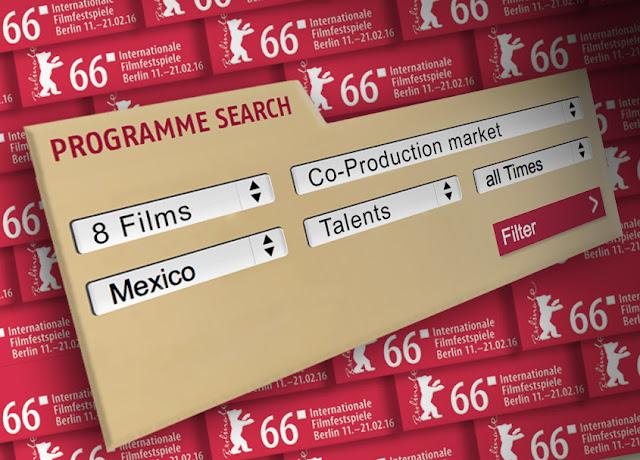 Presencia mexicana en el 66 Festival de Cine de Berlín #Berlinale2016