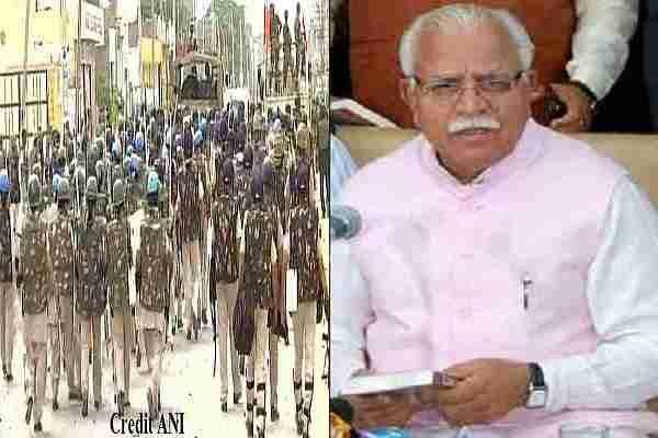 haryana-khattar-sarkaar-good-action-against-baba-ram-rahim-ashram