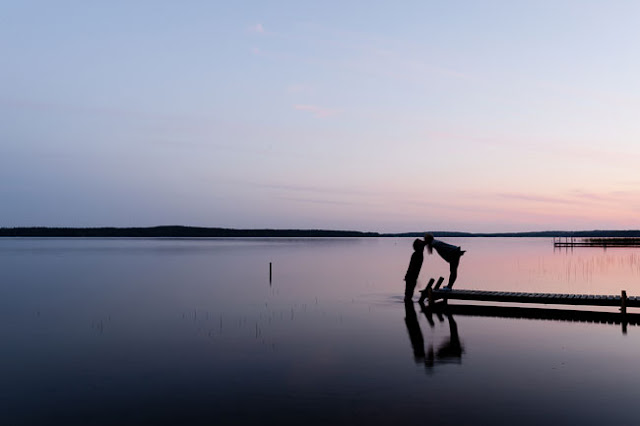 lake saimaa finland lovers summers
