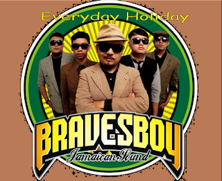 Lirik Lagu Bravesboy - Everyday Is Holiday