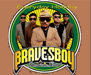 Lirik Lagu Bravesboy - Everyday Is Holiday