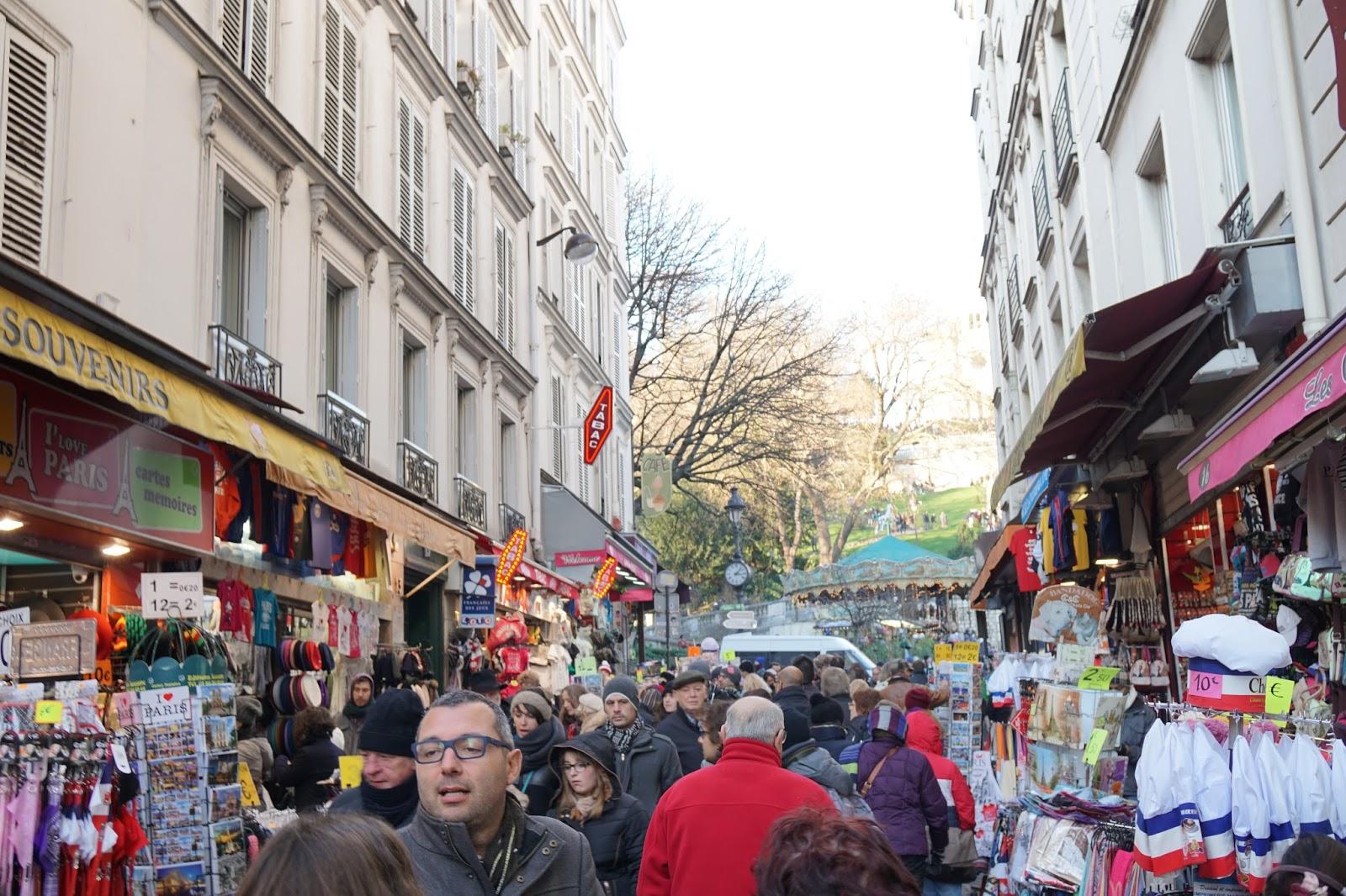 ステンケルク通り(Rue de Steinkerque)