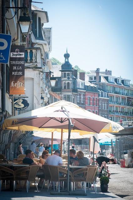Delicacies in Dinant, Belgium