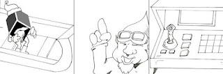 Calendrier de l'Avent-22-decembre-aventure-noël-ocube-bdocube-rencontre-voyage-père-rennes-rudolph-bedeocube