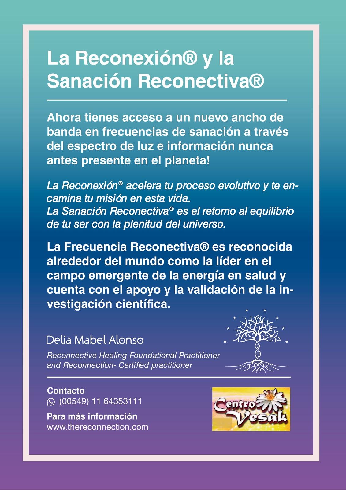 Sanacion reconectiva