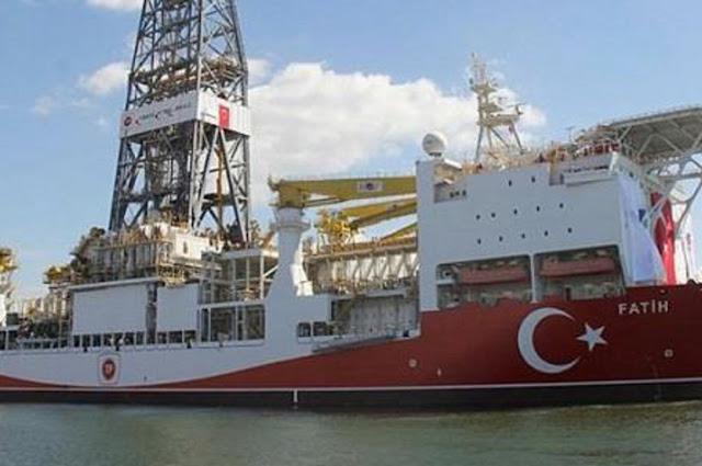 Έτοιμοι οι Τούρκοι για την πρώτη άντληση πετρελαίου στη Μεσόγειο