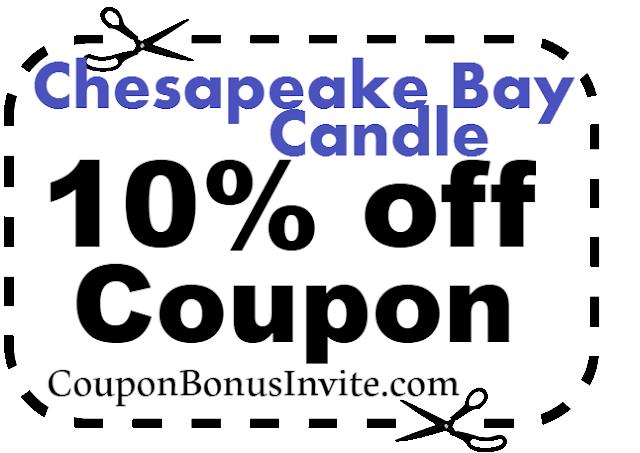 Chesapeake Bay Candle Promo Codes, Coupons & Cashback July, Aug, Sep, Oct, Nov, Dec 2021-2021