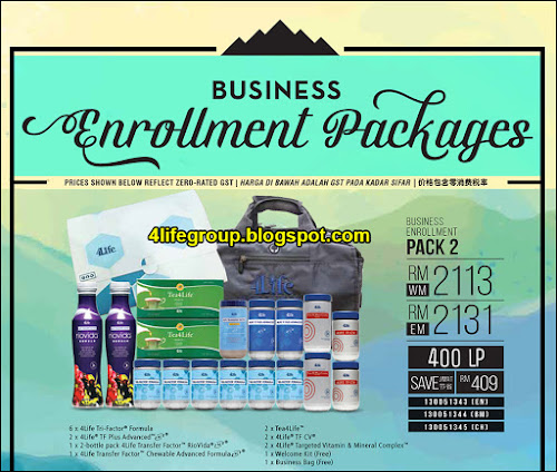 foto Pek Business Enrollment 2 4Life Malaysia