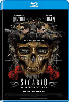 Sicario Day Of The Soldado 2018 BD25 Spanish