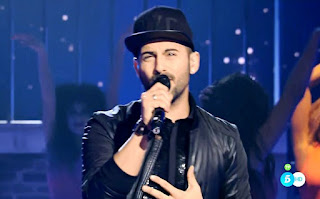 Luiso canta Cuando Me Enamoro de Enrique Iglesias