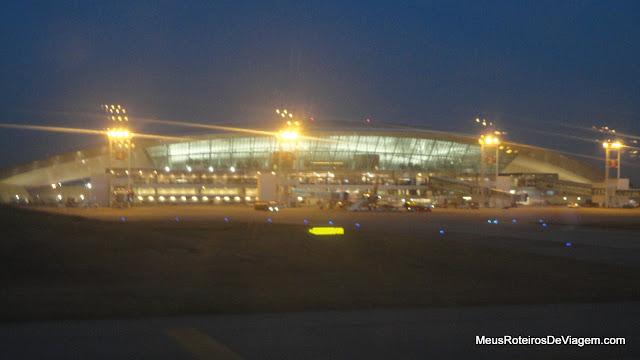 Aeroporto Internacional de Carrasco - Montevidéu, Uruguai