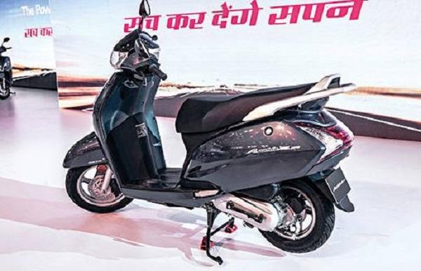 Penjualan Skuter Matik Honda Activa Di India Melambung Tinggi