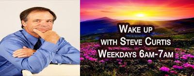 Image result for steven curtis talk show