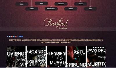 Web autora Kassfinol