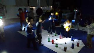 Jocs de llums i colors