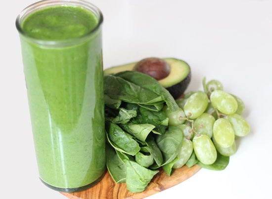 Tự làm sinh tố giảm cân siêu hiệu quả cho bữa sáng