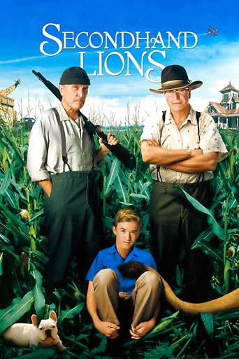 Secondhand Lions (2003) tainies online oipeirates