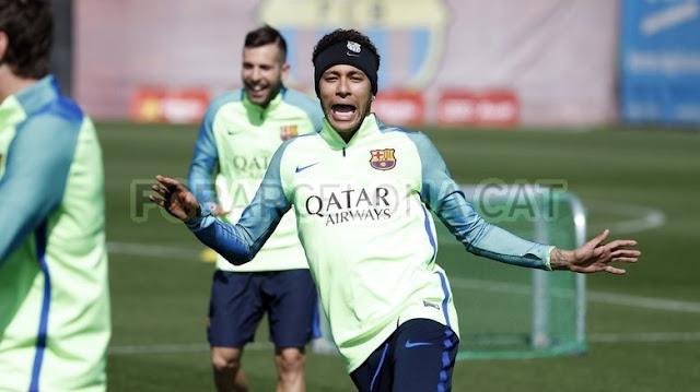 Neymar desfalca Barcelona contra La Coruña por problema na coxa