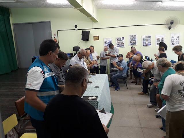 Reunião do Conselho Comunitário da 14ª Área Integrada de Segurança Pública (AISP14)