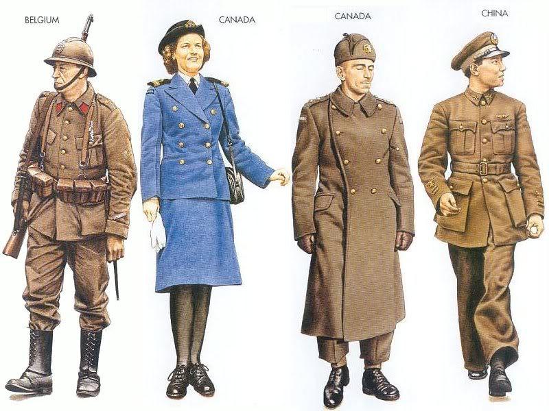 World Uniform 91