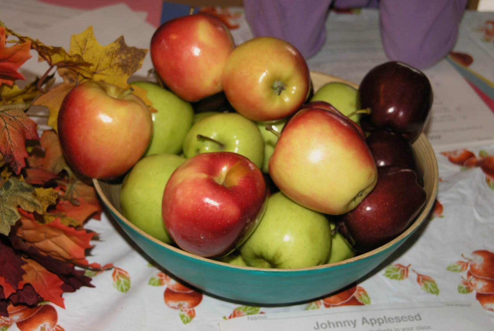 To Every Purpose Johnny Appleseed Day