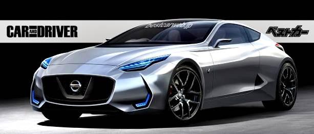 concepto Nissan Z