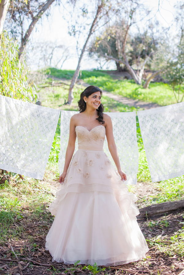 fairytale+wedding+bride+groom+bridal+pink+wedding+dress+gown+outdoor+rustic+woodland+spring+summer+hipster+vintage+our+hearts+photography+13 - Ten Year Itch
