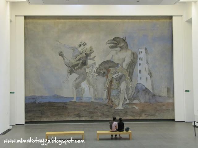 """Museo de Arte Moderno """"Les Abattoirs"""" en Toulouse"""