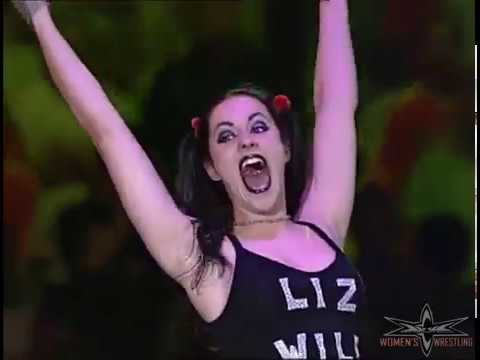 'LIZ WILL DIE' tank top as worn by Daffney in WCW. PYGear.com