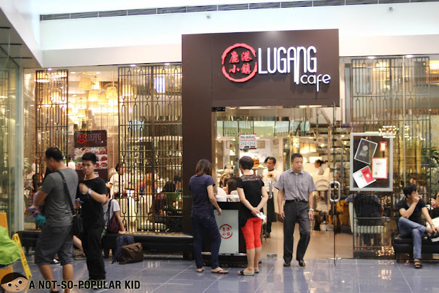 Lugang Cafe Restaurant - Modern Chinese
