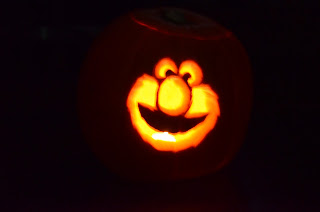 I 39 ll try any pin once elmo pumpkin for Elmo pumpkin template
