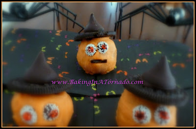 Witch-O-Lantern | www.BakingInATornado.com | #recipe #Halloween