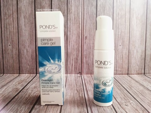 [REVIEW] Pond's Complete Solution Overnight Pimple Gel Special Care