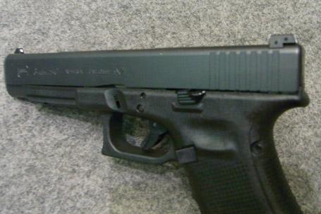 Armi Usate Web Portal Pistola Glock 34 Sc Calibro 9 X 21