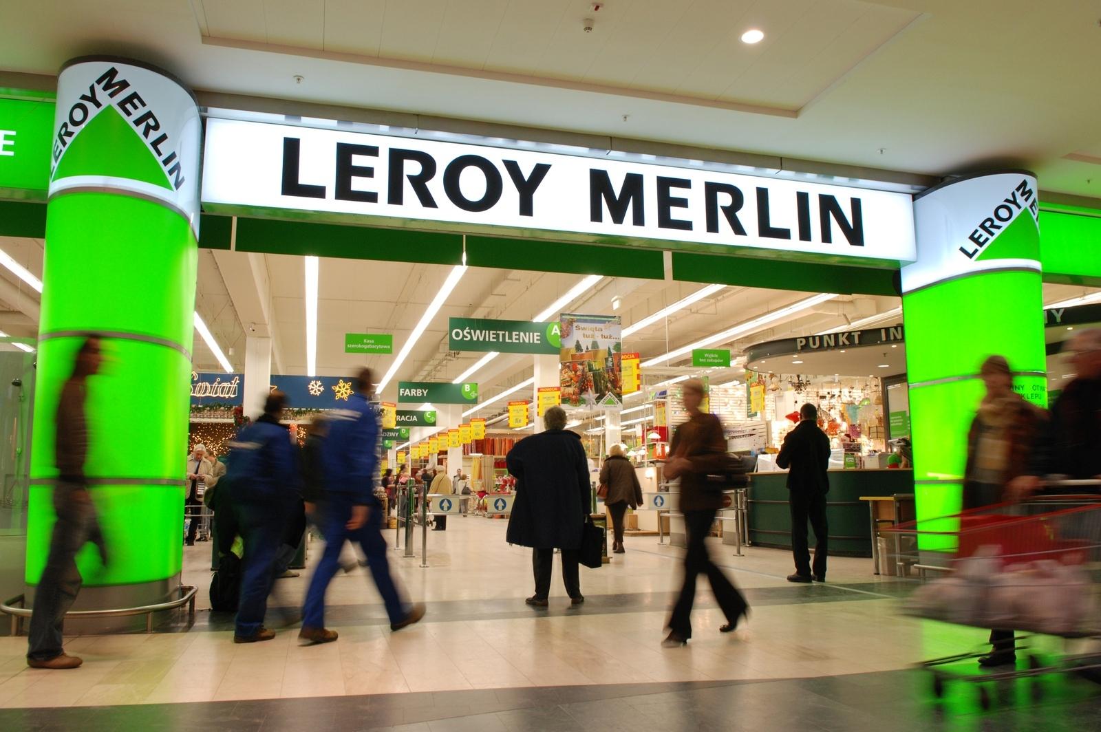 Leroy Merlin novas vagas de emprego 2018