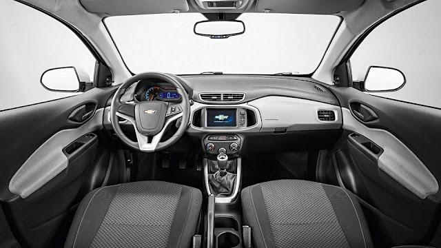 VW Polo 2018 x Chevrolet Onix