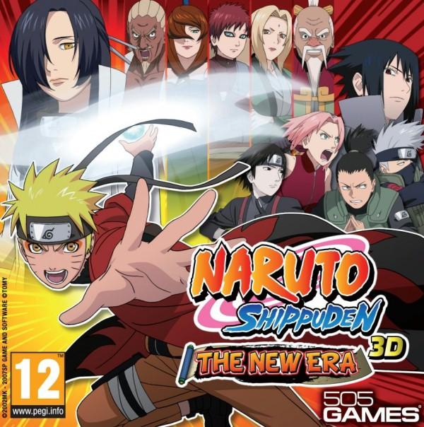 Naruto mugen 2013 pc the new era 3d (game).