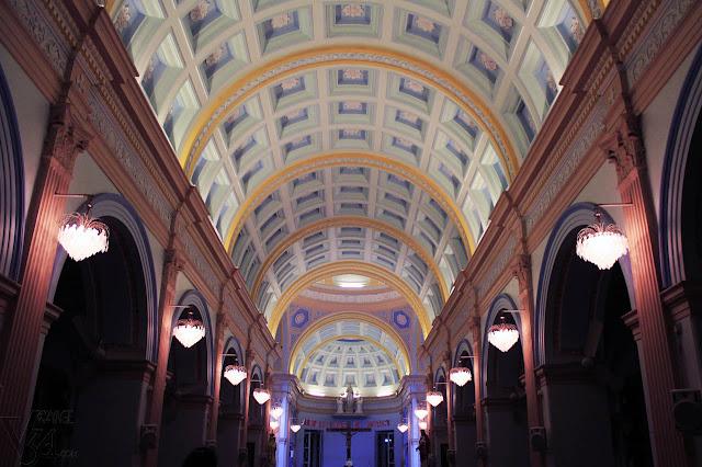 Eglise de notre Dame des Anges, Rue Dumas