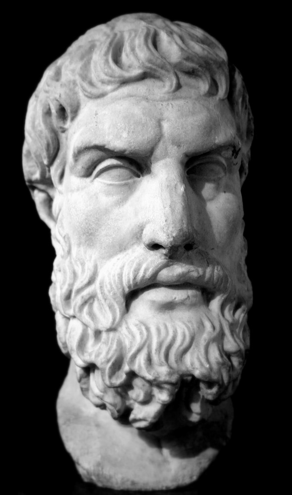 30 Precious Life Lessons By 10 Ancient Greek Philosophers - Epicurus