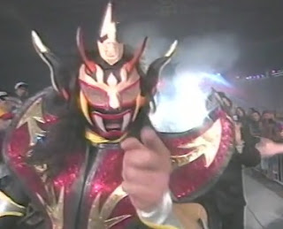 WCW Slamboree 1996 Review - Jushin 'Thunder' Liger challenged Konnan for the US title