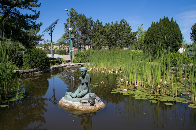 Giardino giapponese-Isola Margherita-Budapest