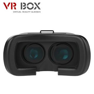 OCCHIALI BOX 3D VR