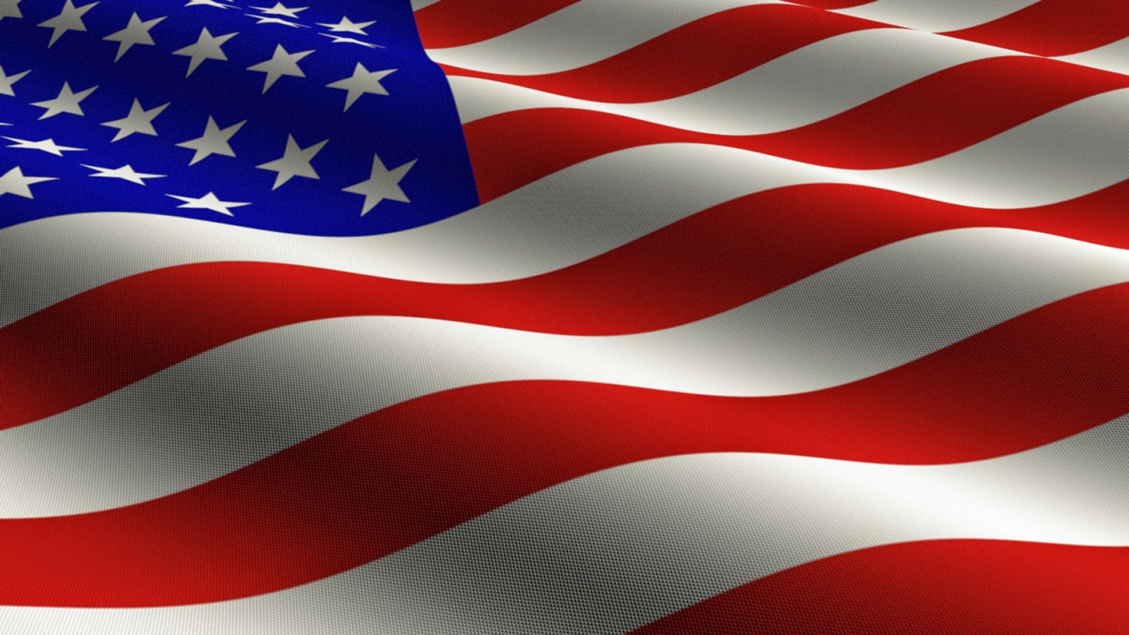 Waving American Flag Backgrounds Image 4th July