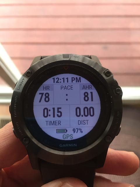 Road Trail Run: Comparative Review- Garmin Fenix 5x with