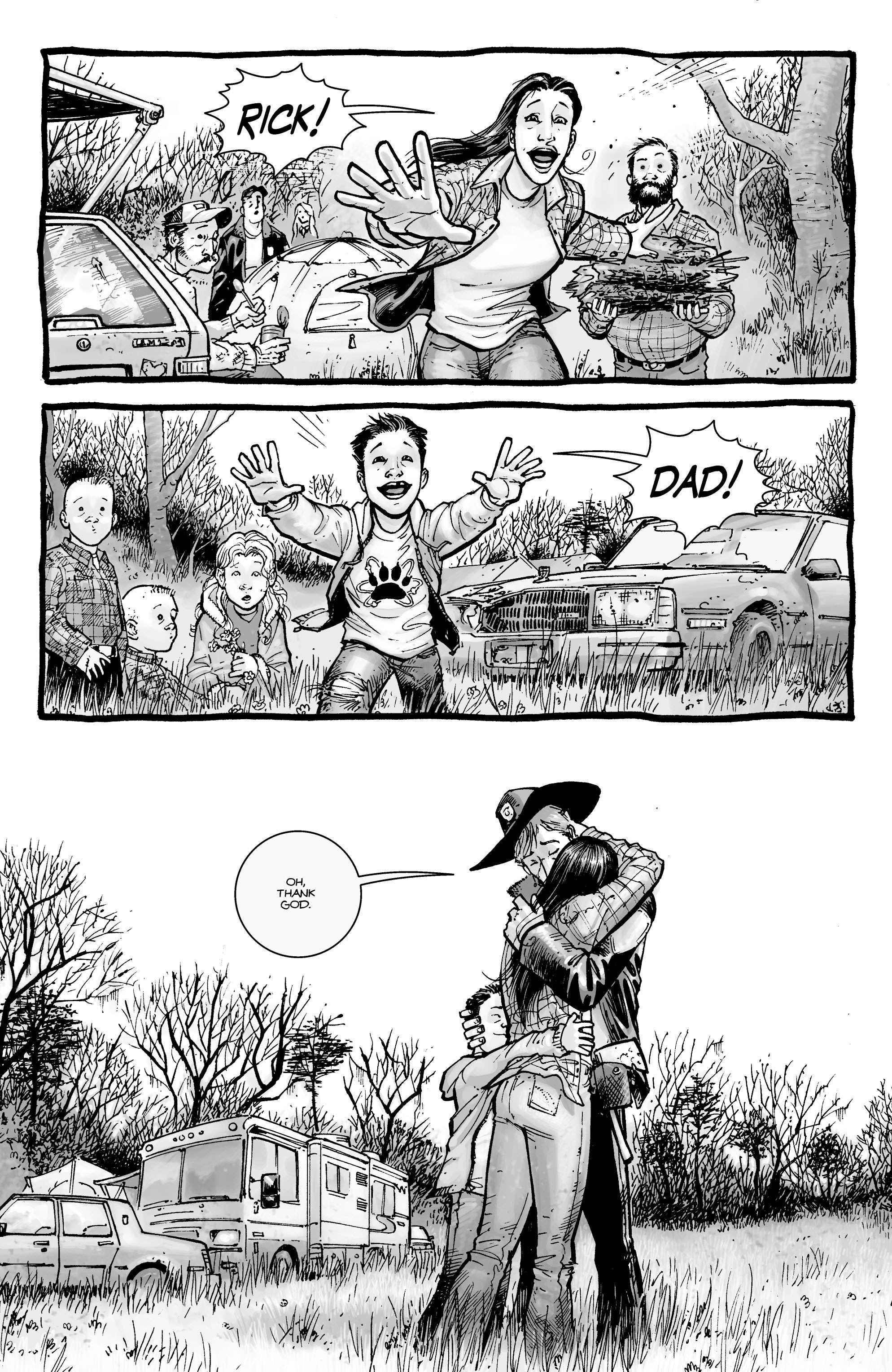 The Walking Dead issue 2 - Page 24
