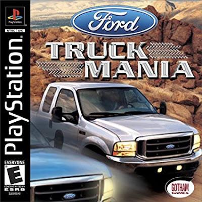 descargar ford truck mania psx mega