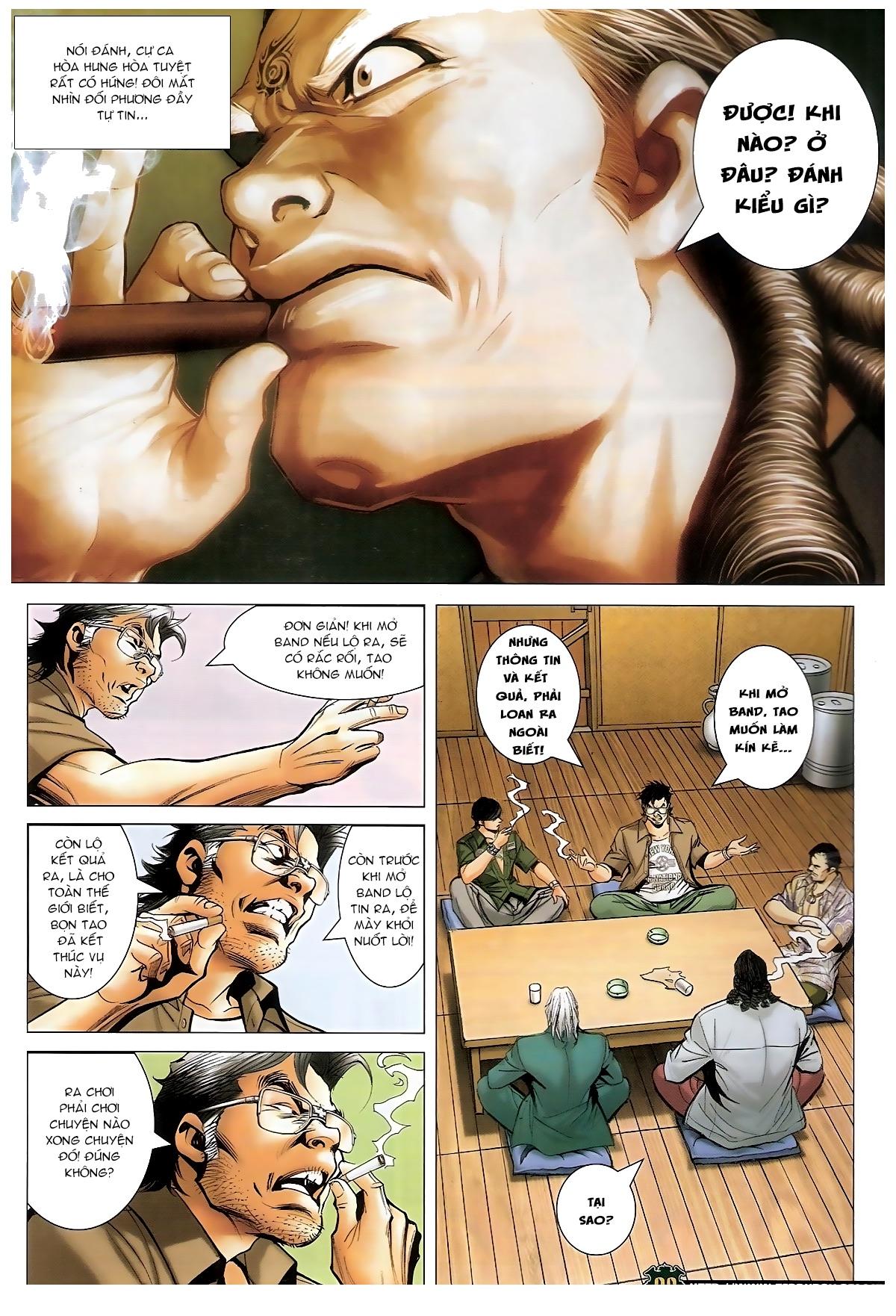 Người Trong Giang Hồ - Chapter 1549: Chơi bẩn - Pic 7