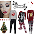 OUTFITS UNDER THE CHRISTMAS TREE